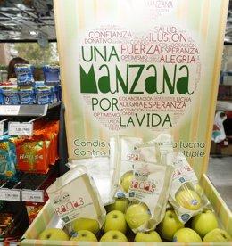 """NP: La Campaña """"Una Manzana Por La Vida"""" Supera Con Éxito La Cifra Del Año Anter"""