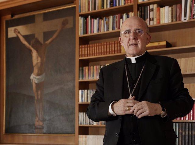 Entrevista de Europa Press al arzobispo de Madrid, Carlos Osoro