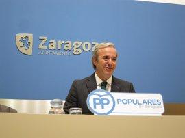 """El PP acusa al alcalde de """"buscar chivos expiatorios para no hablar de su incapacidad"""""""