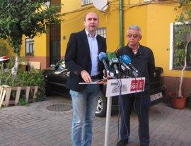 """El PSOE-A critica que el PP """"ha esquilmado"""" el fondo de reserva de las pensiones"""