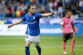 Oviedo-Levante y Getafe-Zaragoza, duelos cumbre de una Liga 1/2/3 muy ajustada