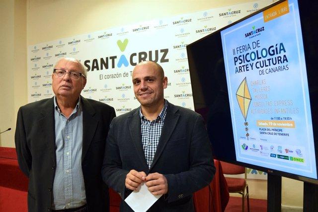 Alfonso Cabello y Juan Enrique Hernández