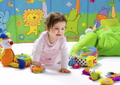 Enseña los colores a tu bebé: ejercicios para distinguirlos