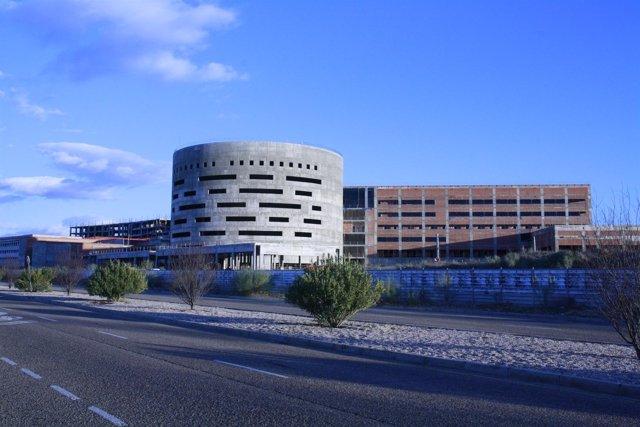 Hospital, Toledo, Poligono, Obras, Sescam, Carretera, Sanidad