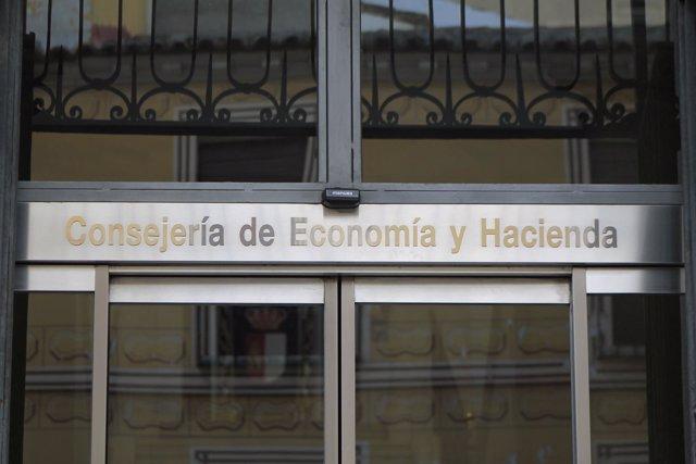 Consejería de Economía y Hacienda