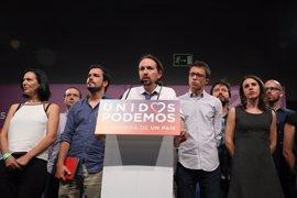 Unidos Podemos reafirma su coalición, pero buscando consolidar un espacio político estable