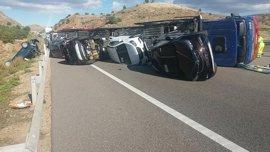 Gobierno vasco participa en el acto en recuerdo a las víctimas de accidentes de tráfico de Stop Accidentes