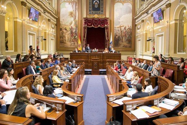 Pleno del Parlamento