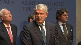 Dastis pide a jóvenes líderes hispanos que divulguen en EEUU el legado de la presencia española