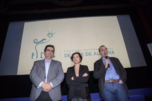 El Teatro Cervantes, sede de 'Almería en Cortito'.