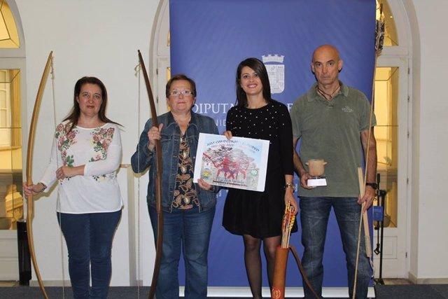 Rioja acogerá un campeonato de tiro con arco.