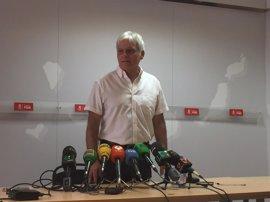 El PSOE achaca a una decisión personal la dimisión de su secretario general en Canarias