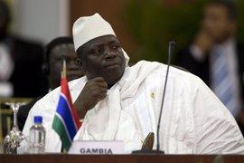 El presidente de Gambia hace un llamamiento a favor de unos comicios pacíficos en el país
