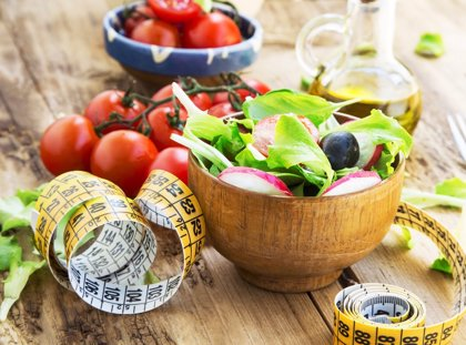 La dieta del color: come por los ojos