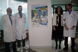 La campaña sobre uso correcto de antibióticos del Hospital La Paz de Madrid se extenderá al ámbito nacional