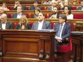 Junqueras y Puigdemont, los líderes mejor valorados y únicos que aprueban según el CEO