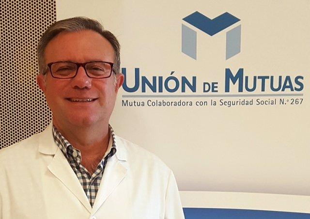 Nuevo Vicepresidente De Asociación Española De Artrosocopia