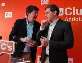 """Rivera asumirá la fórmula de trabajo de C's en Andalucía: """"Cambios y estabilidad"""""""