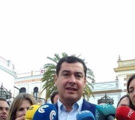 """Moreno valora que el """"talento andaluz"""" esté presente en varios cargos del Gobierno"""