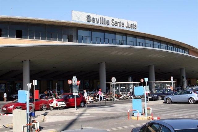 Estación de Santa Justa