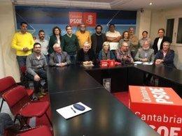 Alcaldes del PSOE