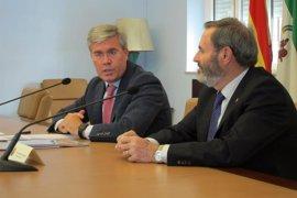 """Fernández de Moya ve """"inminente"""" el CPFF y apela al diálogo para el modelo de financiación"""
