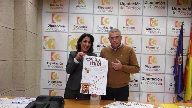 Pozuelo y Ruiz presentan Expomiel 2016
