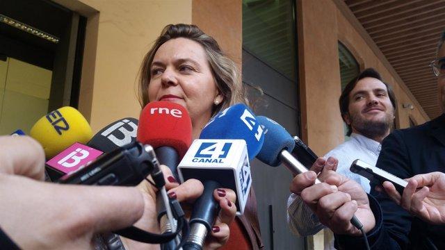 La nueva delegada del Gobierno en Baleares, Maria Salom