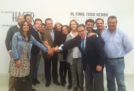 Alberto Díaz agradece su nombramiento como portavoz municipal del PP de Sevilla