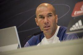 """Zidane: """"El Atlético es un equipo mejor cada año"""""""