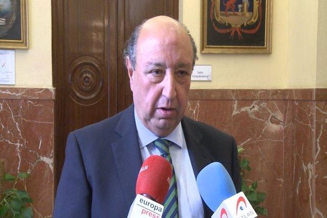 Nuevo director general de la Policía Nacional, Germán López Iglesias