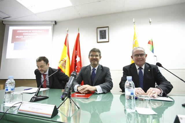 El ministro de Justicia, Rafael Catalá, clausura unas jornadas sobre igualdad