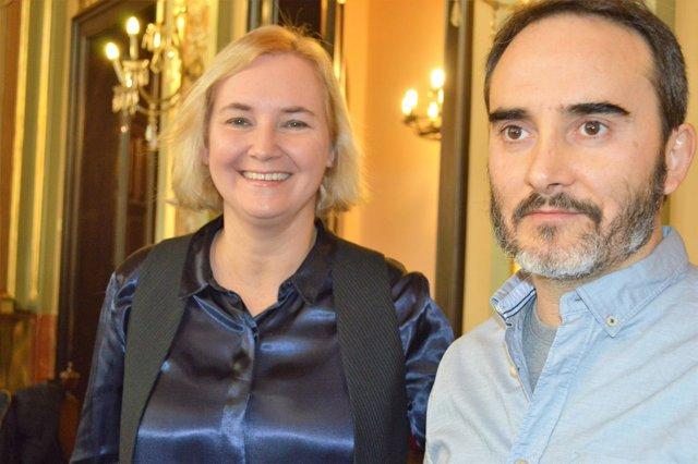 / María Ángeles Cabré Y Albert Garcia Elena