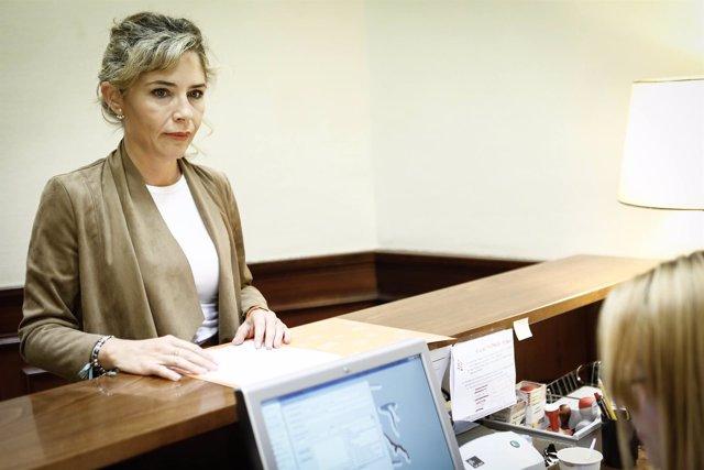Marta Martín, diputada de Ciudadanos