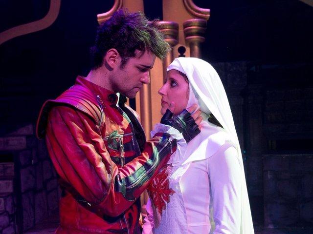 Escena de 'Don Juan. Un musical a Sangre y Fuego'