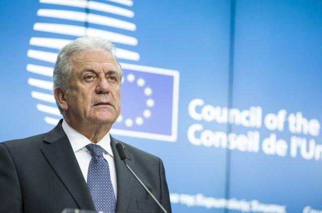 Dimitris Avramopoulos, comisario europeo