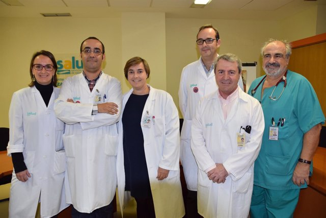 El grupo de profesionales sanitarios encargados del control de antibióticos.