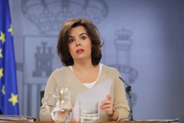 Santamaría presidirá el lunes la toma de posesión de Enric Millo como delegado en Cataluña