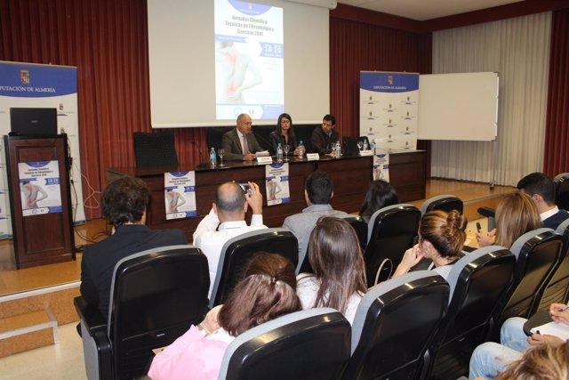 La Universidad acoge las Jornadas de Fibromialgia y Ejercicio Físico.
