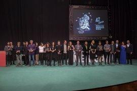 Premio Luz a Manuela Ocón en la clausura del Festival de Cine Iberoamericano de Huelva