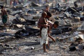ACNUR insta a Bangladesh a mantener abierta su frontera con Birmania