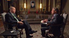 """Erdogan se declara """"desilusionado"""" por la política de la administración Obama respecto a Turquía"""