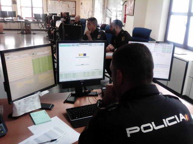 """Nota De Prensa: """"La Jefatura Superior De Policía De Canarias Concentra En La Sal"""