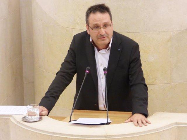 Juan Ramón Carrancio, diputado de C's