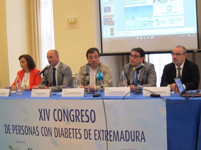 Congreso de personas con diabetes en Mérida