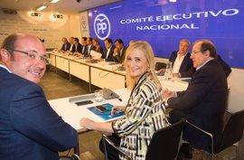 """Cifuentes: """"Mi crítica era al gobierno de Andalucía, que fríe a impuestos a los andaluces"""""""