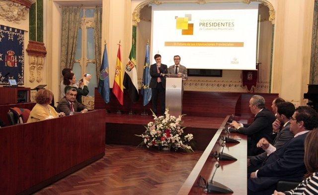 Las Diputaciones Abogan Por La Elección Directa, Participar En El Consejo De Pol