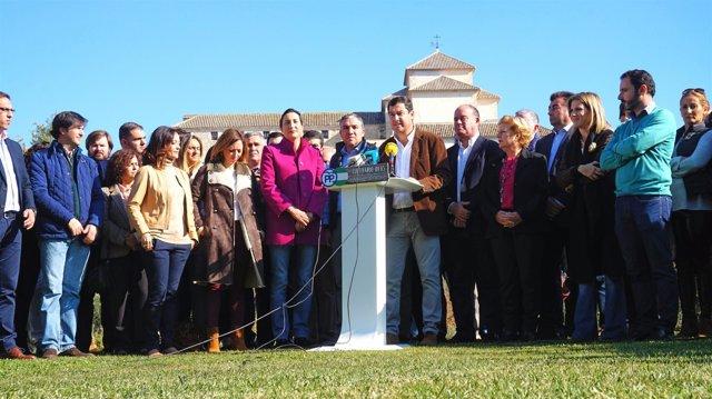 Nota De Prensa, Fotos Y Audio PP Andaluz: Juanma Moreno En La Clausura Del Ágora