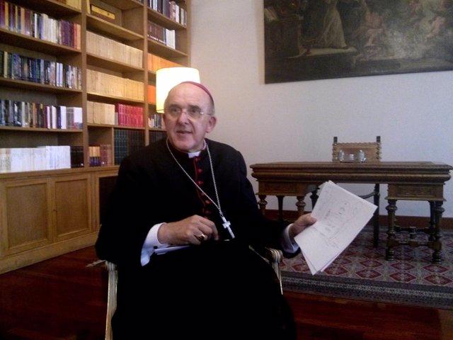 Carlos Osoro, arzobispo de Madrid