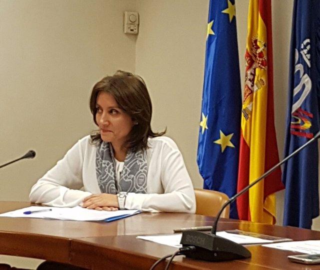 Isabel García Sanz Presidenta REAL FEDERACIÓN ESPAÑOLA SALVAMENTO Y SOCORRISMO